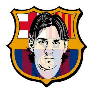 Bugün Barcelona deyince Messi aklımıza geliyor. Fotograf: Vectorportal