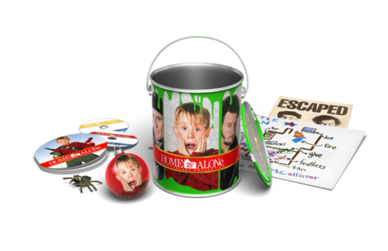 Home Alone 25th Anniversary Ultimate Collector's Edition Giveaway ...
