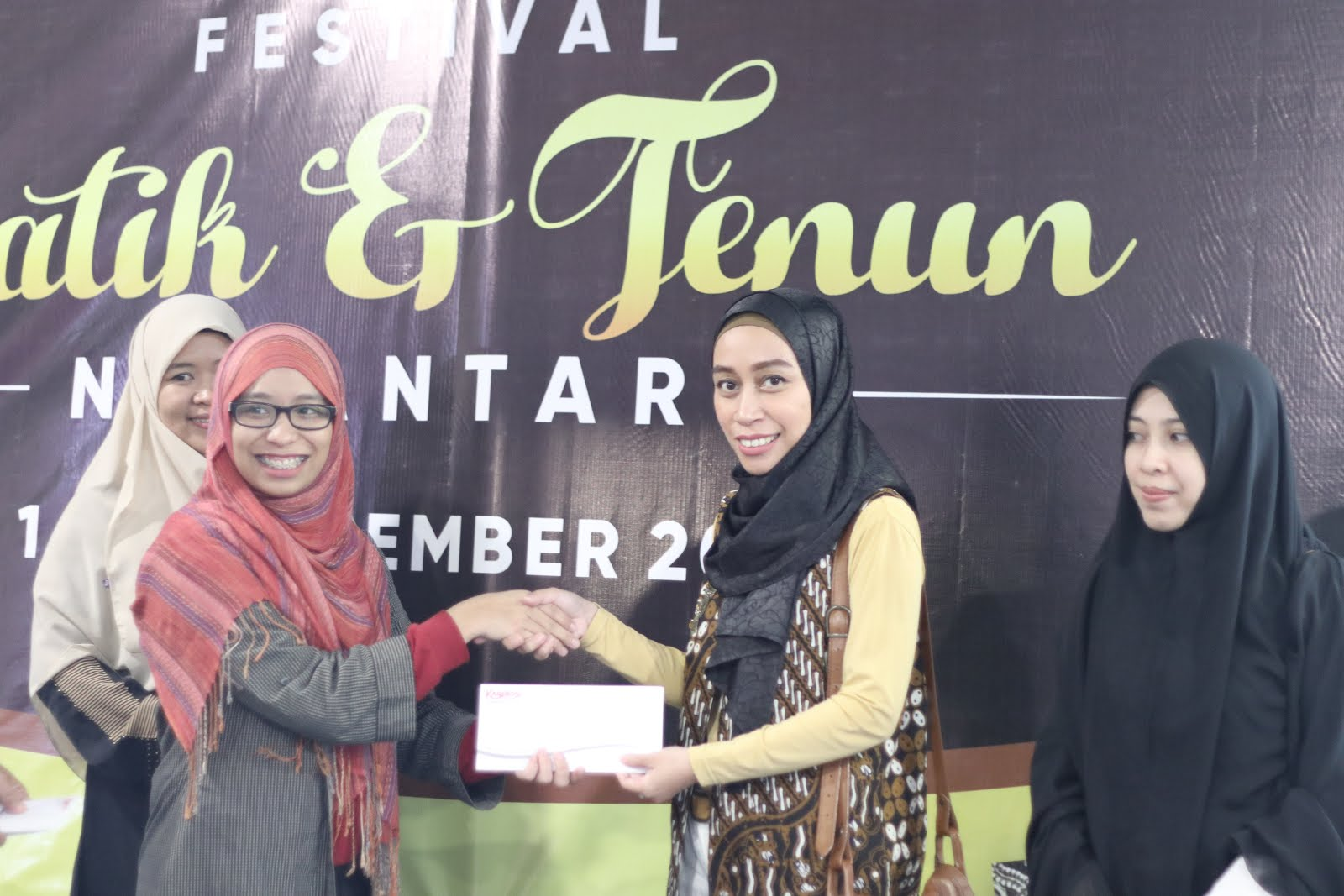 2nd Winner on Blogging Competition by Karebosi Junction Makassar