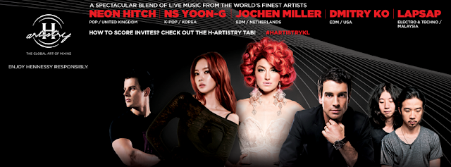 H-Artistry 2013 - The Super Clubbing Event Is Back In KL