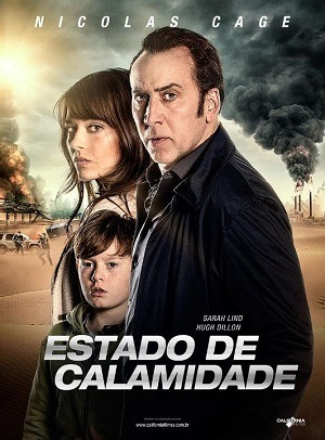Estado de Calamidade BluRay Filmes Torrent Download capa