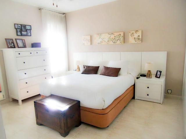 Vicky 39 s home dormitorio renovado antes despu s bedroom renovated before after - El corte ingles armarios dormitorio ...