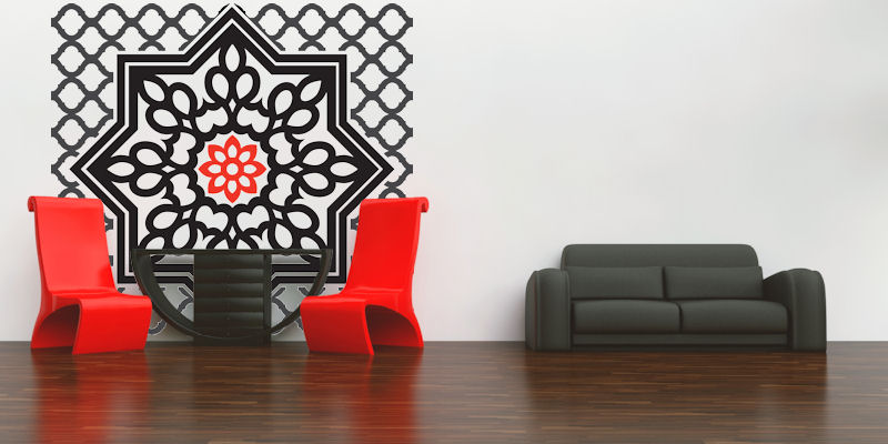 New 2012 Giant Velvet Stickers For Cutting Edge Deco