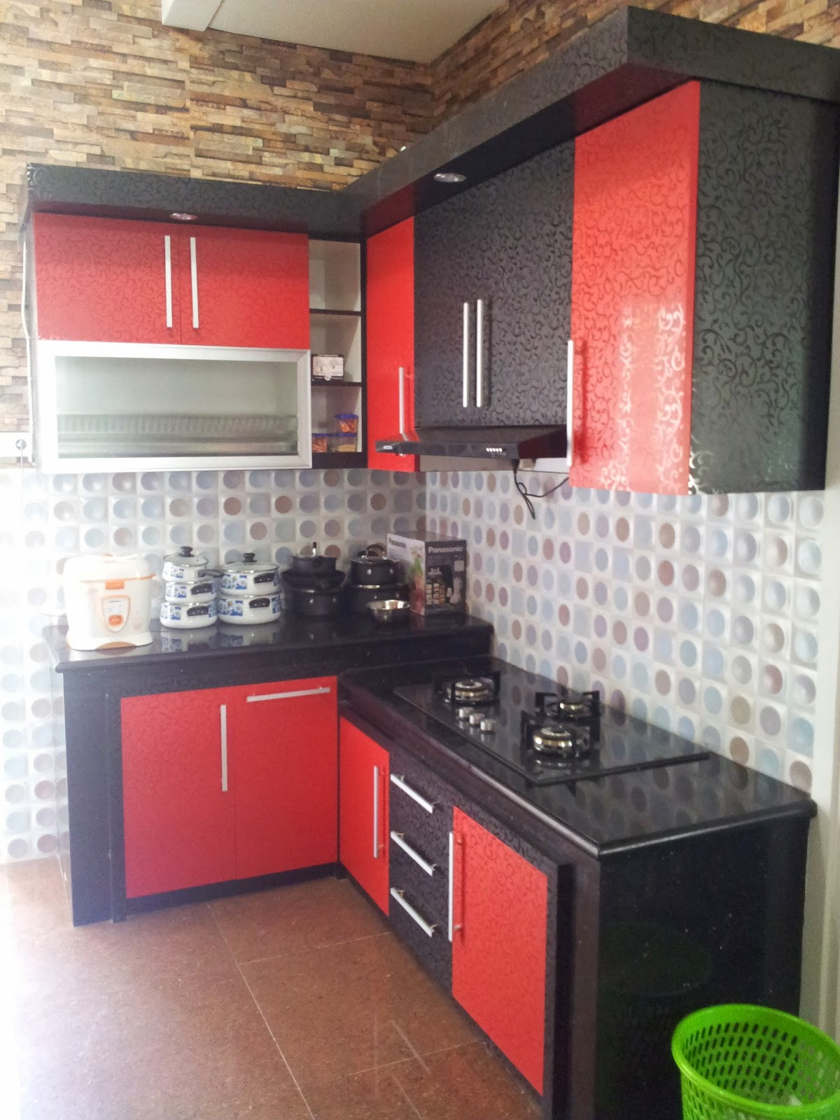 Kitchen Set Samarinda April 2015