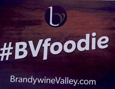 Brandywine Valley, #BVFoodie