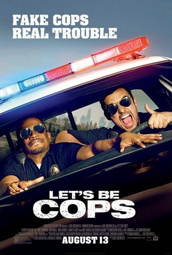 Film Let's Be Cops 2014 di Bioskop