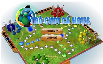 Game trò chơi cờ cá ngựa online