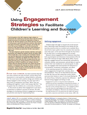 Student Engagement & Authentic Conversations - Little Bird ...