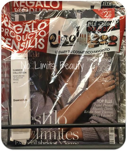 Regalos revistas noviembre 2015: Elle Pocket