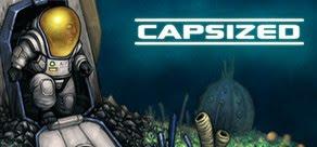 Capsized.