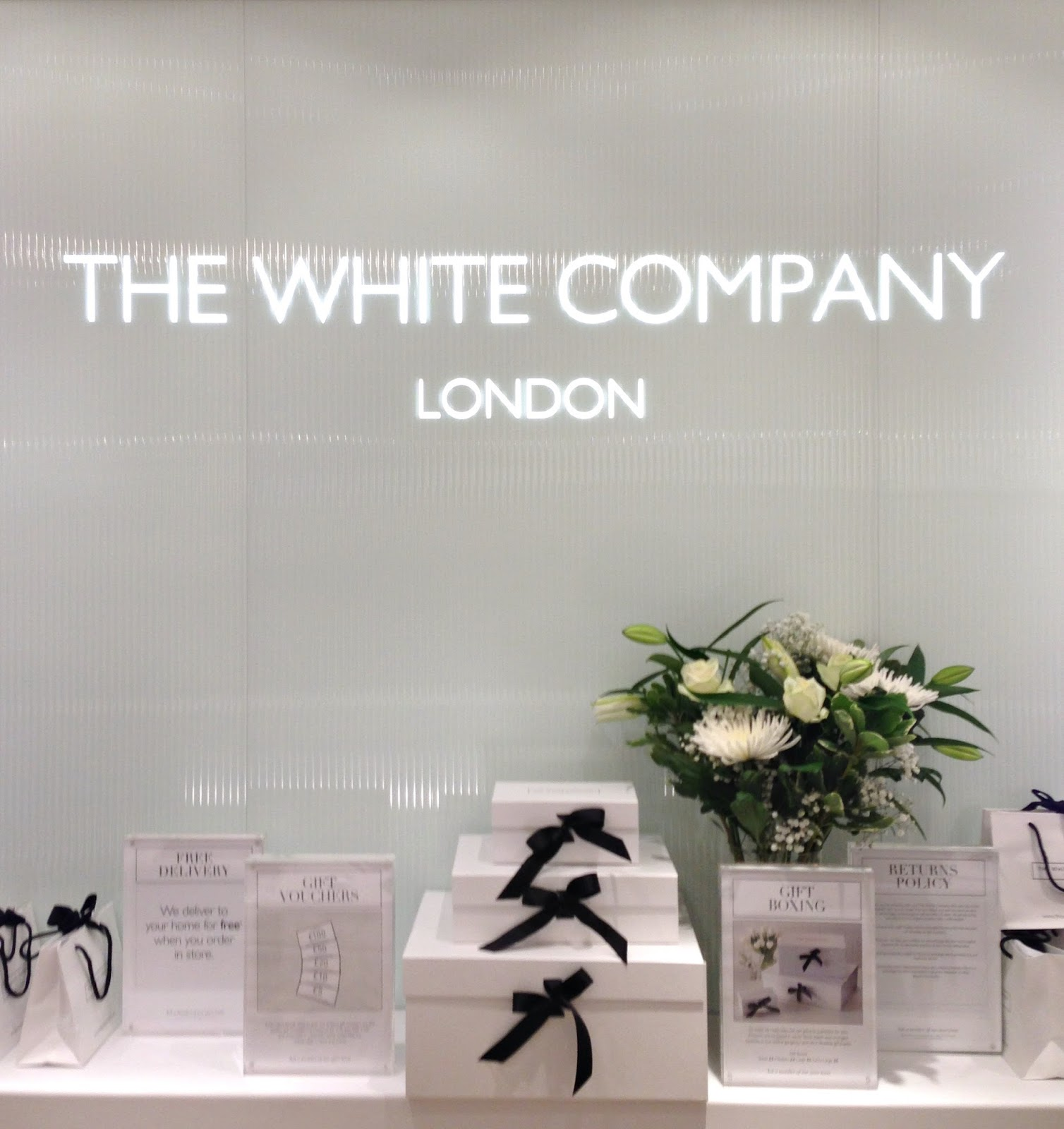 Side street style the white company comes to cardiff white company mightylinksfo