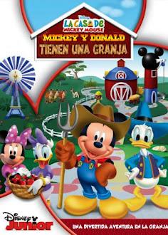 Mickey y Donald tienen una granja
