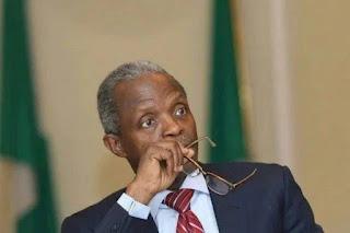 2019: PDP attacks Osinbajo over Jonathan
