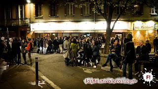 18. El Breughel l'ancien es uno de los centros neurálgicos del Festival Culture Bar-Bars. Su propietario, el irreductible Yannick, es el presidente del colectivo en Toulouse.