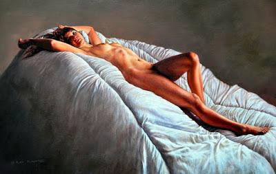 Cuadros De Desnudos Pintura Al Oleo
