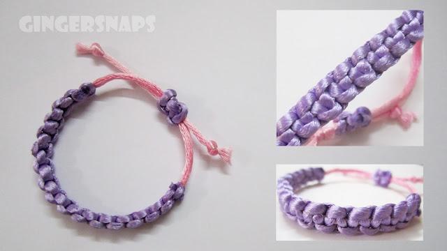 DIY Stackable bracelets How to make bracelets