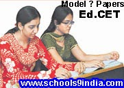 EdCET Model Question Papers Previous/Last year, Ed.CET 2014 Model Papers Download, EDCET B.Ed Exam Old Question Papers, Ed.CET Old Previous Papers