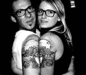 tattoos symbolizing marriage