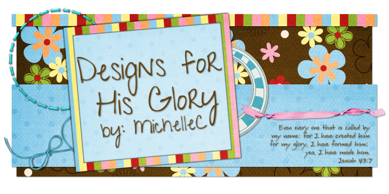Designs for His Glory