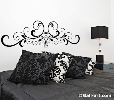 gali art graphisme et d coration volutes et. Black Bedroom Furniture Sets. Home Design Ideas