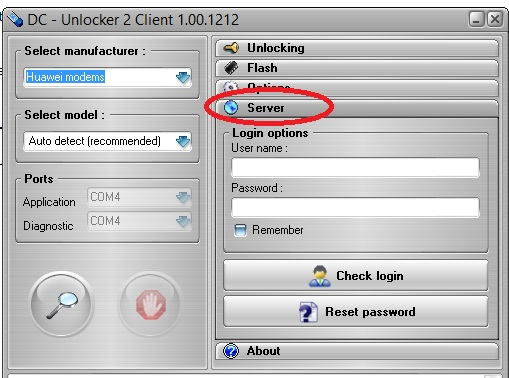 How to unlock HUawei E303 with DC Unlocker 100 percent working with