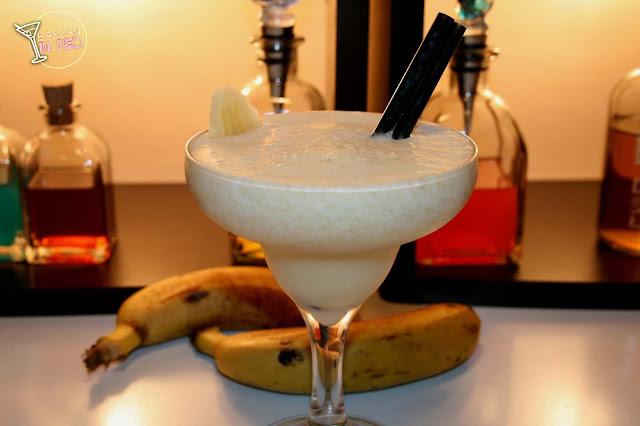 Daiquiri Calypso Cocktail