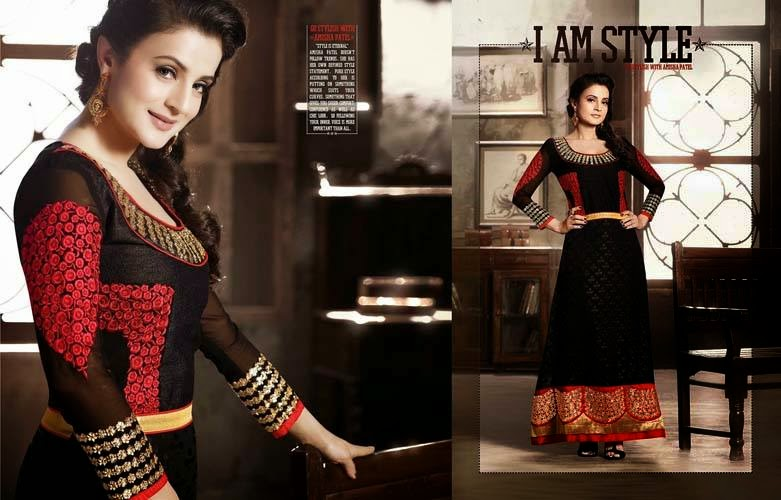 Latest Bollywood Salwar Kameez Dress