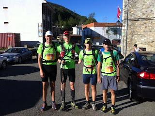 equipo running alto bernesga leon