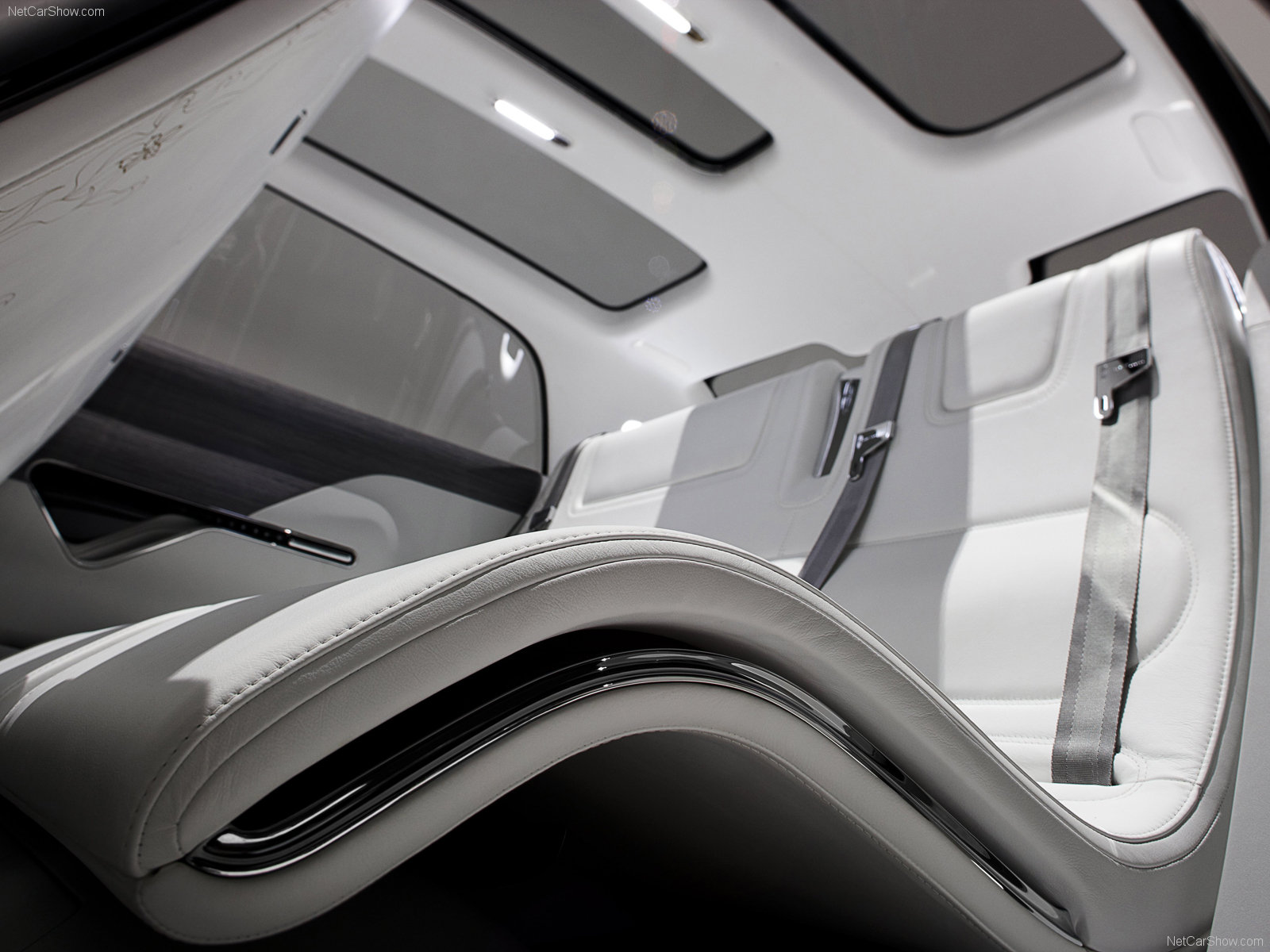 Hình ảnh xe ô tô Lincoln C Concept 2009 & nội ngoại thất