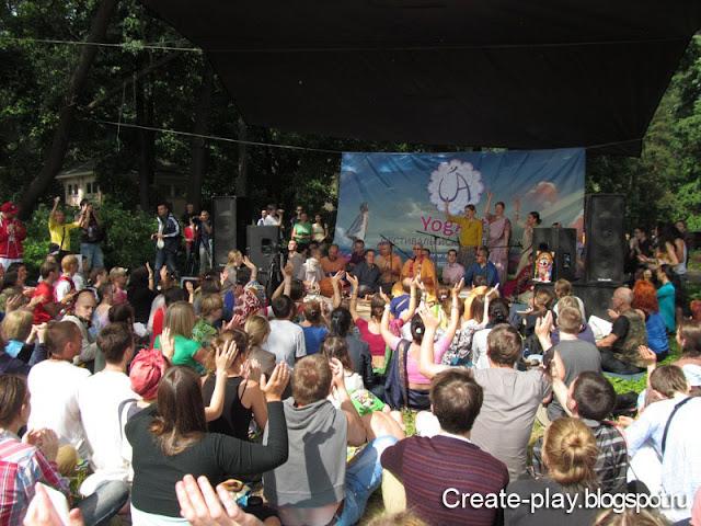 """16 июня фестиваль""""YogArt"""""""