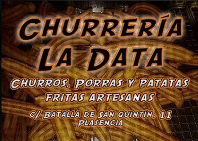 CHURRERIA LA DATA