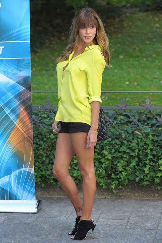 Belen Rodriguez  -  Event for Colorado TV Show in Milan
