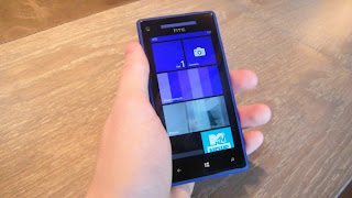 HTC Windows Phone 8X (Pictures)