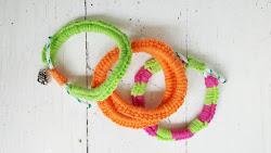 Stoere zomer armbandjes maken