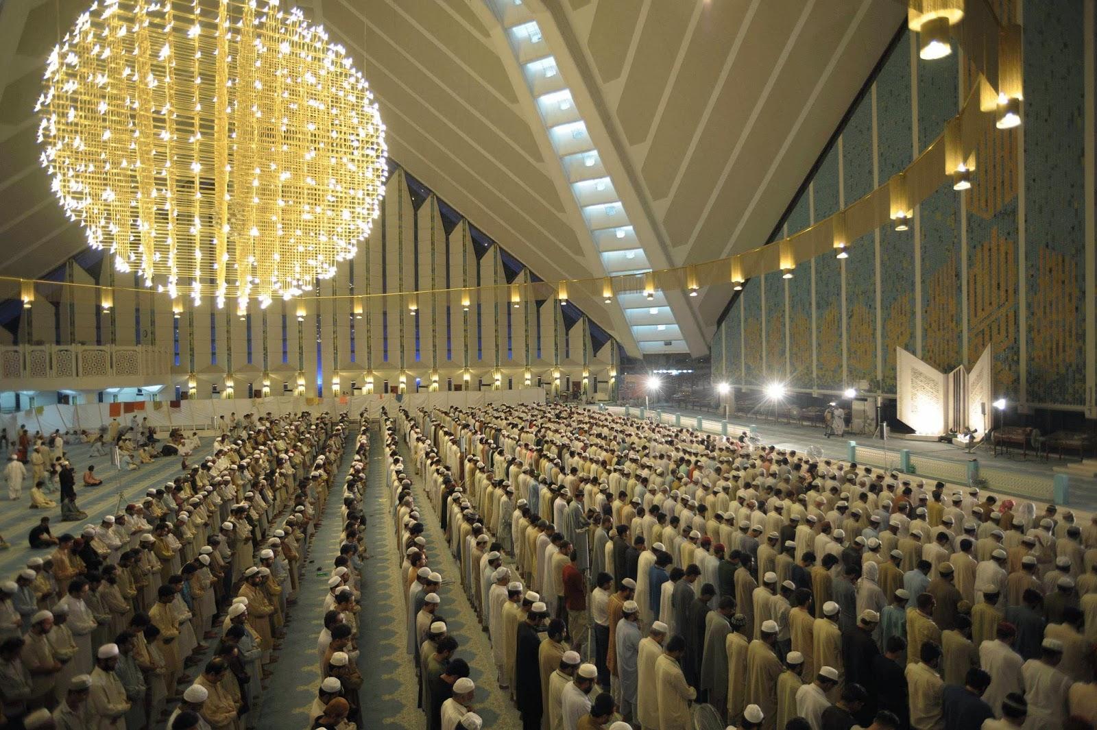 Tata Cara Shalat Tarawih | Bacaan Doa Sholat Tarawih