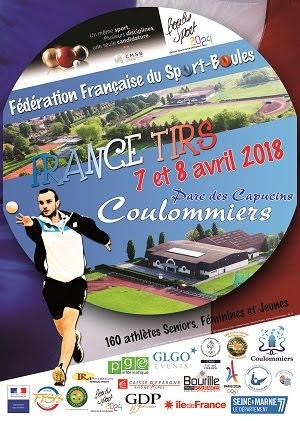 Préparez votre France Tirs 2018