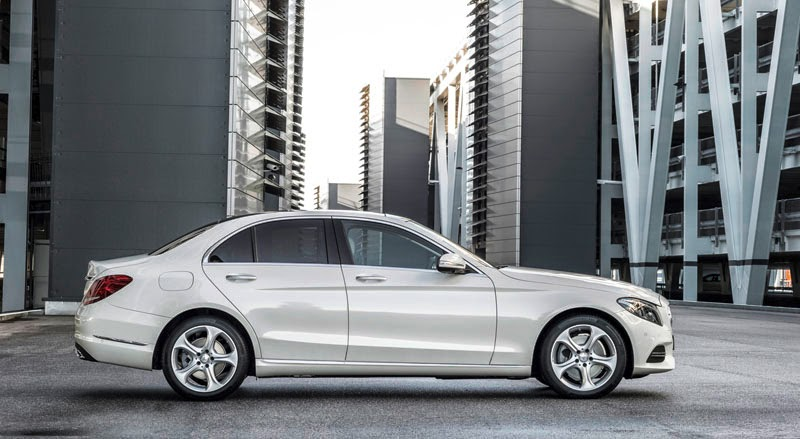 Mercedes Benz 'den Yeni C Sınıfı