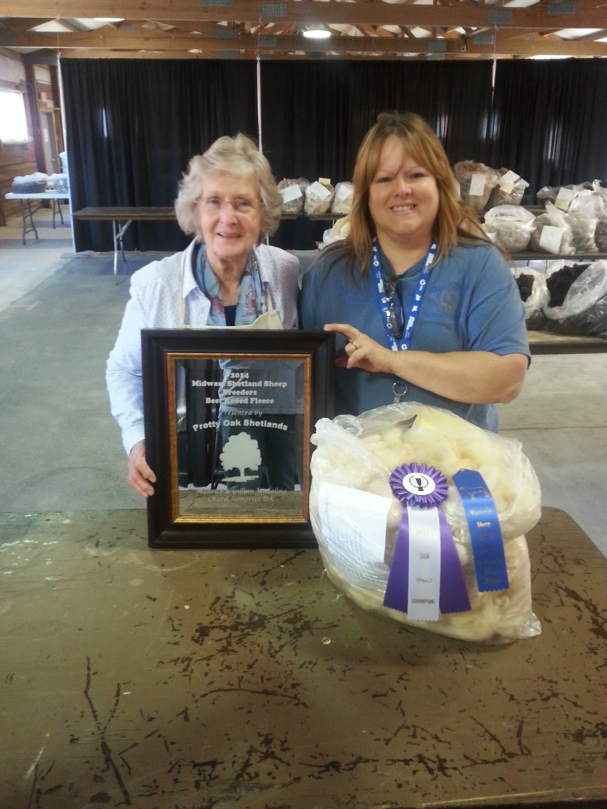 2014 Best Rooed Fleece