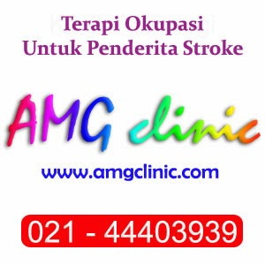 Terapi Okupasi Untuk Penderita Stroke