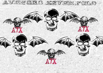 sevenfold sejati sangat cocok dengan avenged sevenfold wallpaper 2013