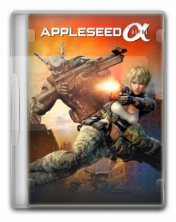 Appleseed Alpha – AVI + 720p Dual Áudio + RMVB Dublado