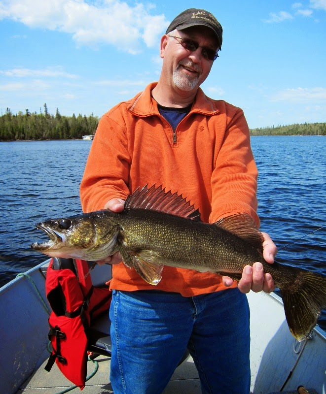 Fishin 39 with dave lac seul part 2 for Lac seul fishing
