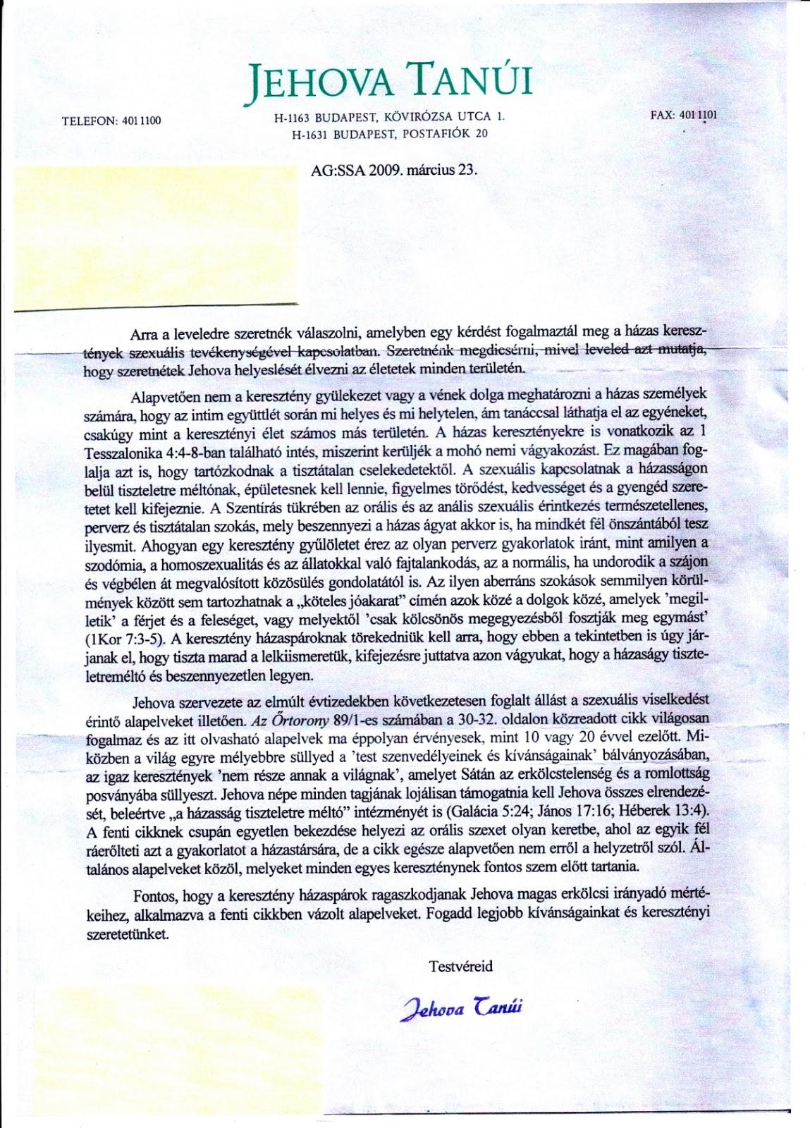 Matrimonio Catolico Y Testigo De Jehova : Hildebrando y otras hierbas carta actividad