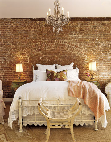 Nothing Says More Romantic Than A Country Inspired Bedroom With Layers