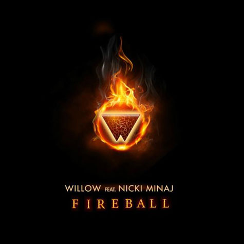 "New Music: Willow Smith Ft. Nicki Minaj ""Fireball"""