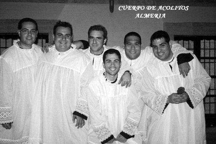 CUERPO DE ACÓLITOS ALMERIA