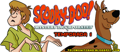 Scooby Doo! Mystery Incorporated: Temporada 01 720p