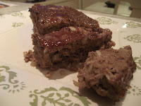 Glazed meatloaf - Steph's Kitchen