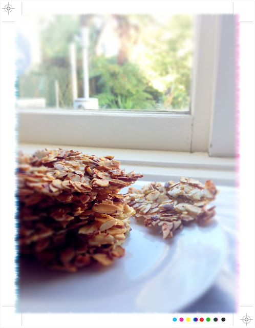 Toast Almond Amp Orange Blossom Florentines From Ottolenghi