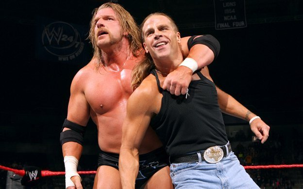 Shawn Michaels Life Story And Born Gregorian And Champions